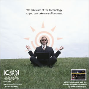 ICON Technologies Ad